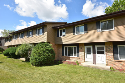 Germantown Condo/Townhouse Active Contingent With Offer: W167n11564 Bishop Dr
