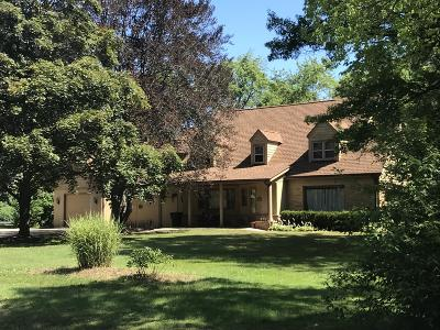 Milwaukee County Single Family Home For Sale: 9360 N Sleepy Hollow Ln