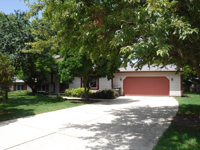 Sussex Single Family Home Active Contingent With Offer: W233n6477 Kneiske Dr