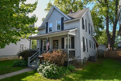 Hartford Single Family Home Active Contingent With Offer: 441 Pleasant Ave
