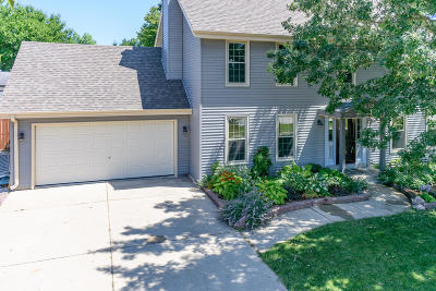Oak Creek Single Family Home Active Contingent With Offer: 8580 S Shepard Ave