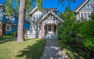 Milwaukee WI Two Family Home For Sale: $287,500
