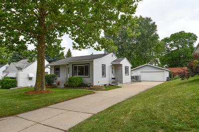 West Allis Single Family Home For Sale: 1212 S 95th St