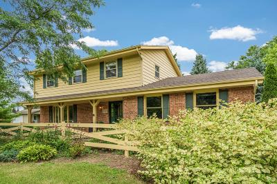 Mukwonago Single Family Home Active Contingent With Offer: W328s7881 Glen Way Dr