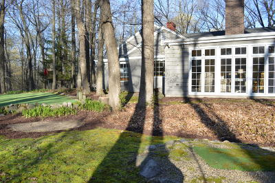 West Bend Single Family Home For Sale: 5628 W Scenic Dr
