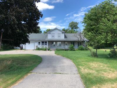 Whitewater Single Family Home For Sale: N534 Trewyn Rd