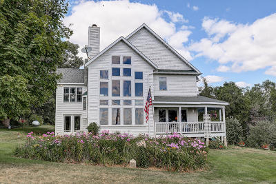 Whitewater Single Family Home For Sale: N979 Marshall Rd