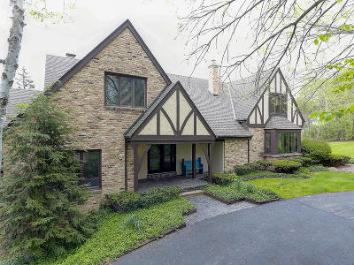 Elm Grove Single Family Home Active Contingent With Offer: 1200 Woodlawn Cir