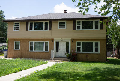 Milwaukee Multi Family Home Active Contingent With Offer: 4161 S Clement Ave