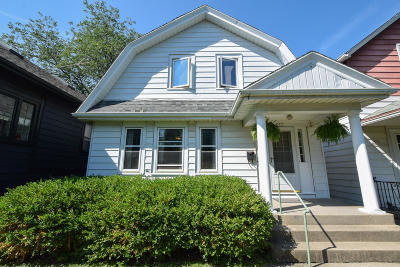 Single Family Home Active Contingent With Offer: 2921 S Mabbett Ave