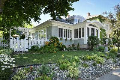 Cedarburg Single Family Home Active Contingent With Offer: N69w5336 Columbia Rd