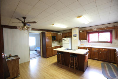 Marinette Single Family Home For Sale: 708 Terrace Avenue
