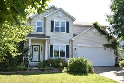 Lake Mills Single Family Home For Sale: 280 Brookstone Dr