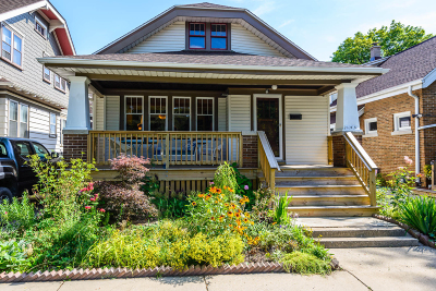 Single Family Home Active Contingent With Offer: 625 E Oklahoma Ave