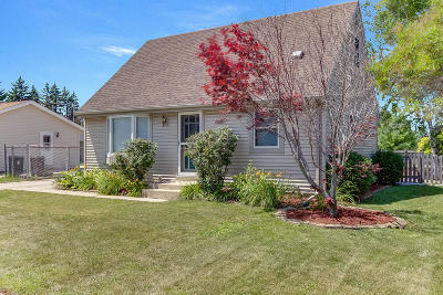 Kenosha Single Family Home Active Contingent With Offer: 1514 19th Ave