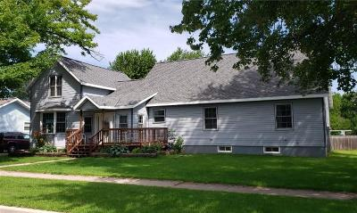 Peshtigo WI Single Family Home For Sale: $159,500