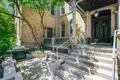 Multi Family Home Active Contingent With Offer: 1245 N Cass St #1247