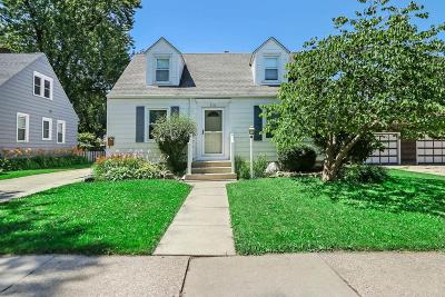 Kenosha Single Family Home For Sale: 5412 37th Ave