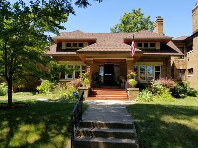 Single Family Home For Sale: 2651 N Grant