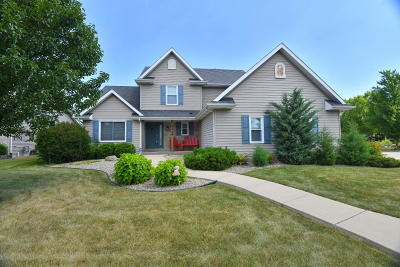 Kenosha Single Family Home For Sale: 6229 95th Ave