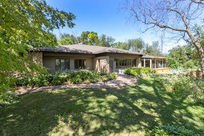 Whitewater Single Family Home For Sale: 12648 E Glacial Crest Dr