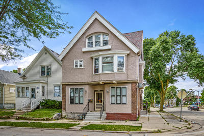 Two Family Home For Sale: 6133 W Lapham Ave #1602 S.
