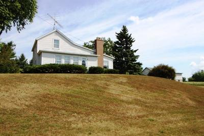 Whitewater Single Family Home For Sale: W3224 State Road 59