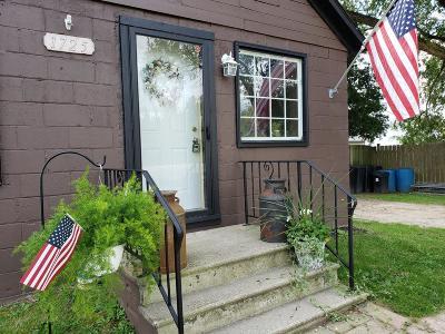 Kenosha Single Family Home For Sale: 1725 12th St