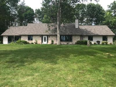 Menominee Single Family Home For Sale: N2281 State Hwy M 35