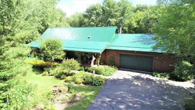 Watertown Single Family Home For Sale: N8034 County Road A
