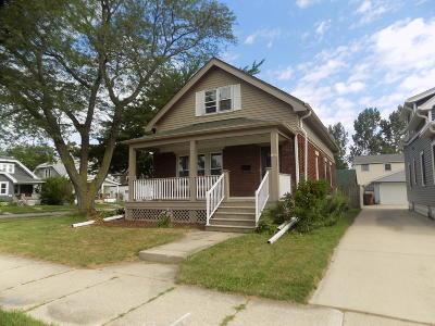 South Milwaukee Single Family Home Active Contingent With Offer: 1234 Marshall Ave