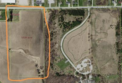 Sheboygan Residential Lots & Land Active Contingent With Offer: 0000 Mueller Rd.