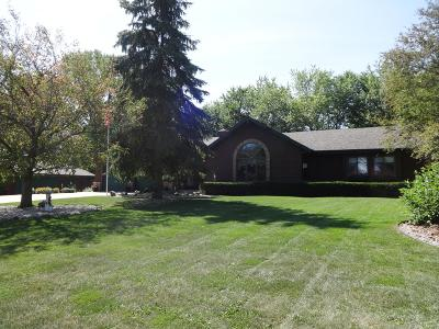 Racine County Single Family Home Active Contingent With Offer: 28215 Easy Ln