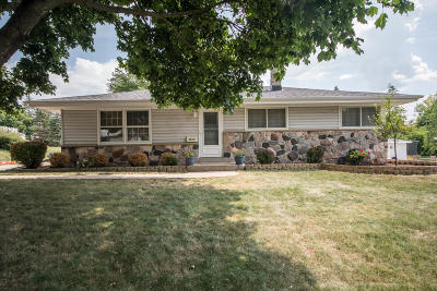 Greendale Single Family Home Active Contingent With Offer: 6619 Manchester Dr