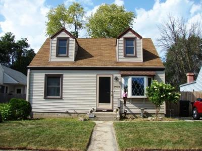 South Milwaukee Single Family Home For Sale: 1422 Drexel Blvd