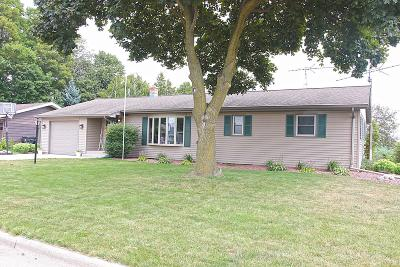 Plymouth Single Family Home Active Contingent With Offer: 603 Bishop Ave