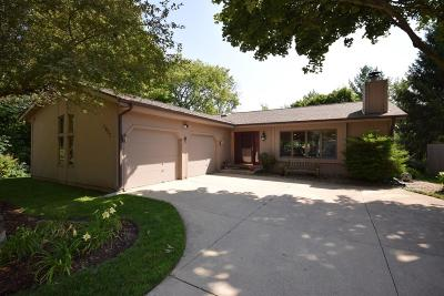 West Bend Single Family Home For Sale: 1027 Cherrywood Cir