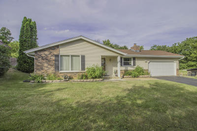 Muskego Single Family Home Active Contingent With Offer: W193s7386 Richdorf Dr