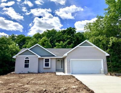 Lake Geneva Single Family Home Active Contingent With Offer: N3453 Beach Rd