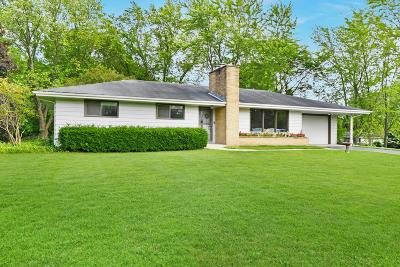 West Bend Single Family Home Active Contingent With Offer: 403 Decorah Rd