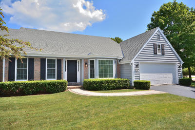 Ozaukee County Condo/Townhouse Active Contingent With Offer: 10600 N Magnolia Dr