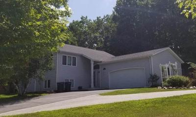Plymouth Single Family Home Active Contingent With Offer: W5649 Summit Woods Ln