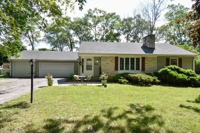 Brookfield Single Family Home Active Contingent With Offer: 4440 N 133rd St
