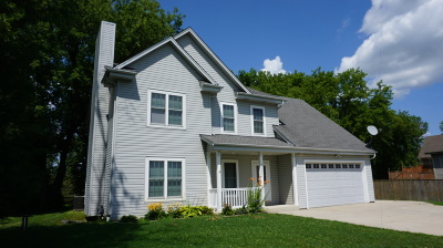 Racine County Single Family Home Active Contingent With Offer: 24400 N Wind Lake Rd