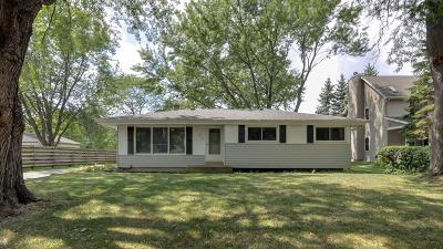 Racine County Single Family Home For Sale: 3916 Lakeview Dr