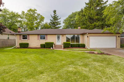 Kenosha Single Family Home Active Contingent With Offer: 1240 25th Ave