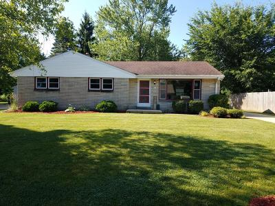 Racine County Single Family Home For Sale: 5413 Norman St