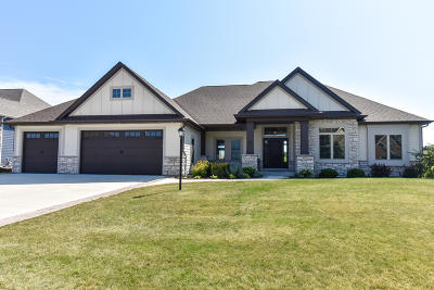 Racine County Single Family Home Active Contingent With Offer: 2035 Centennial Ln
