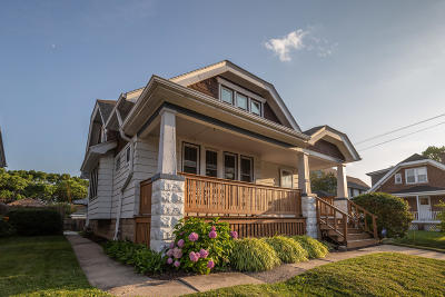 Single Family Home Active Contingent With Offer: 2319 E Euclid Ave