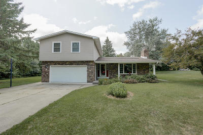 Racine County Single Family Home For Sale: 31107 Hickory Hollow Rd